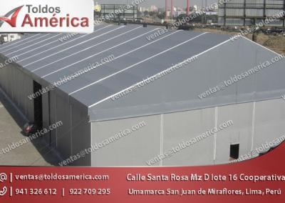 Carpas para Almacen 006