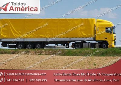 Toldos para Camiones 001