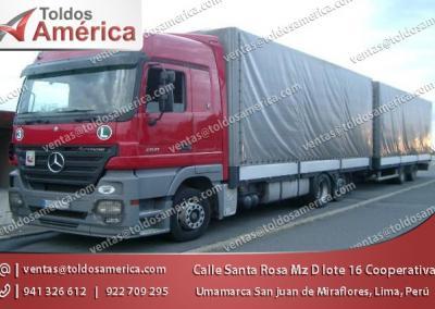 Toldos para Camiones 005
