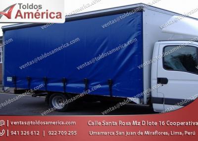 Toldos para Camiones 006