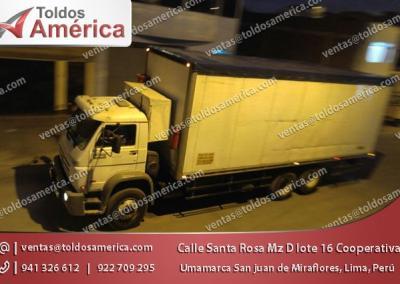 Toldos para Camiones 007