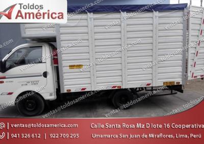 Toldos para Camiones 009