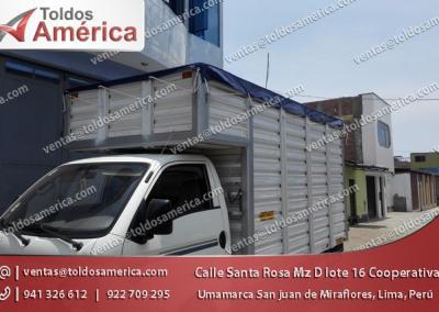 Toldos para Camiones 010