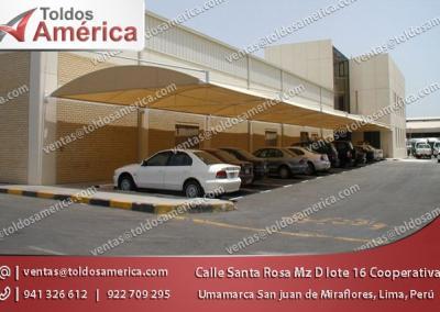 Toldos para Estacionamientos 002